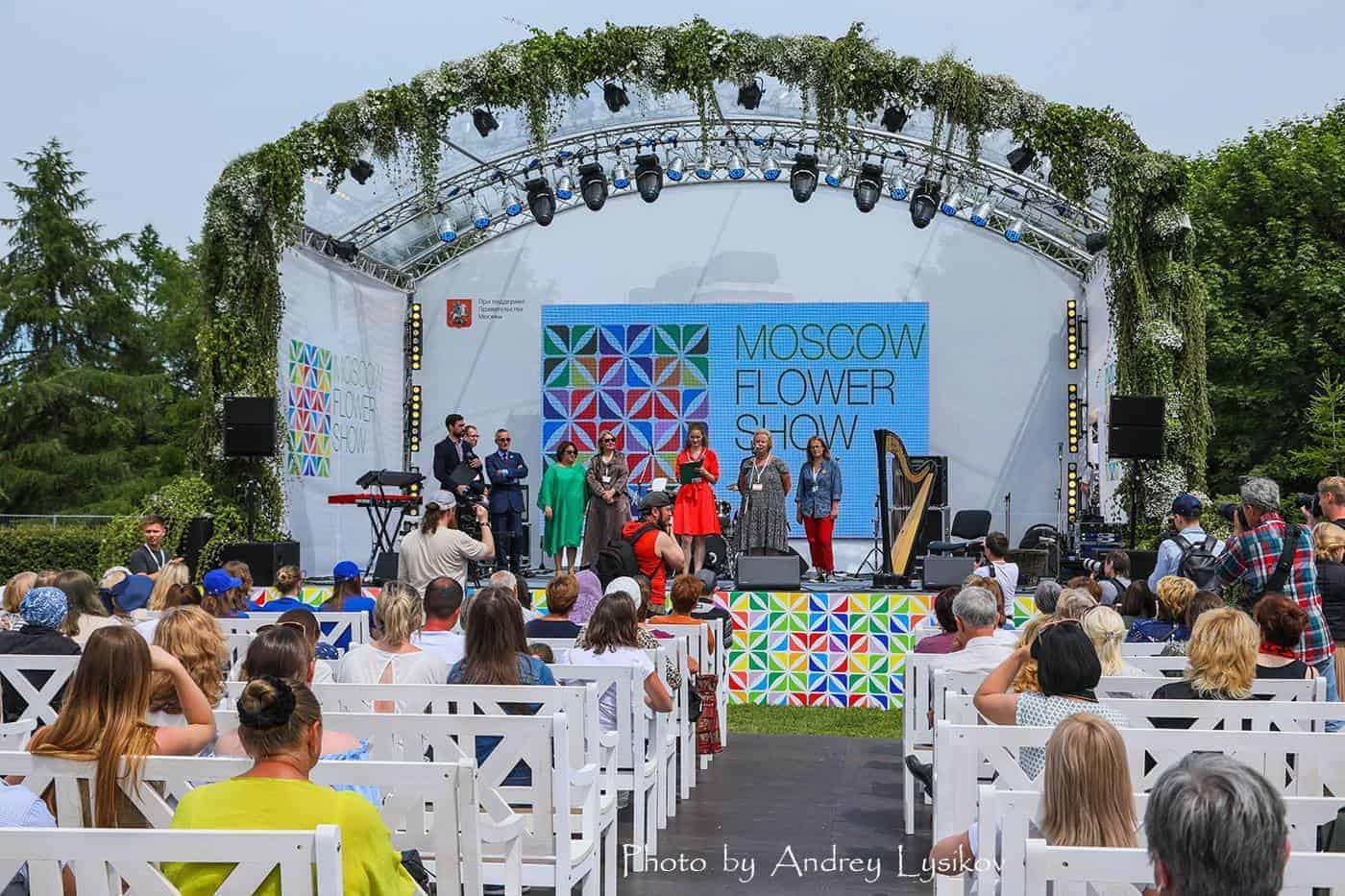 У белгородцев серебро на Moscow Flower Show