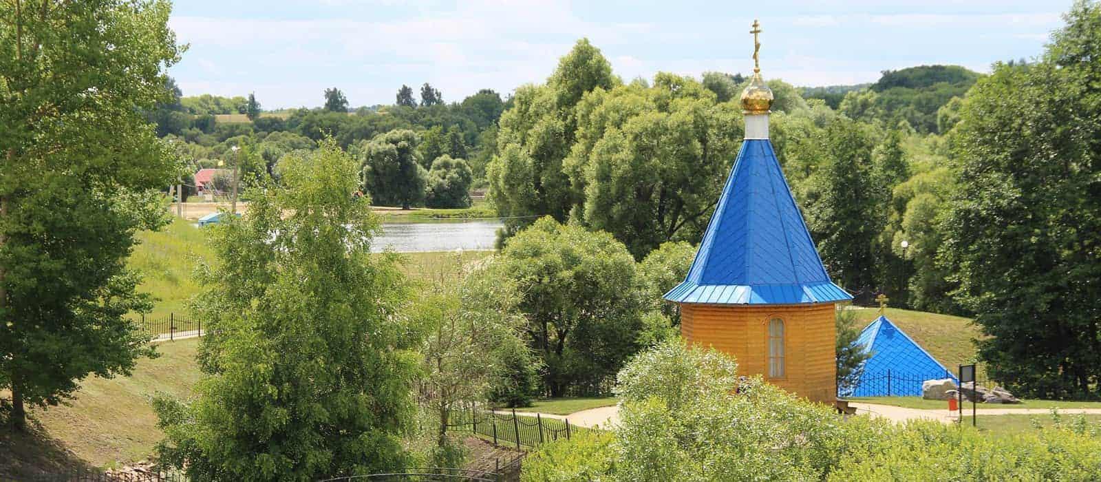 Дореволюционные парки и усадьбы Белгородской области как резерват ценного генетического и сортового разнообразия сирени