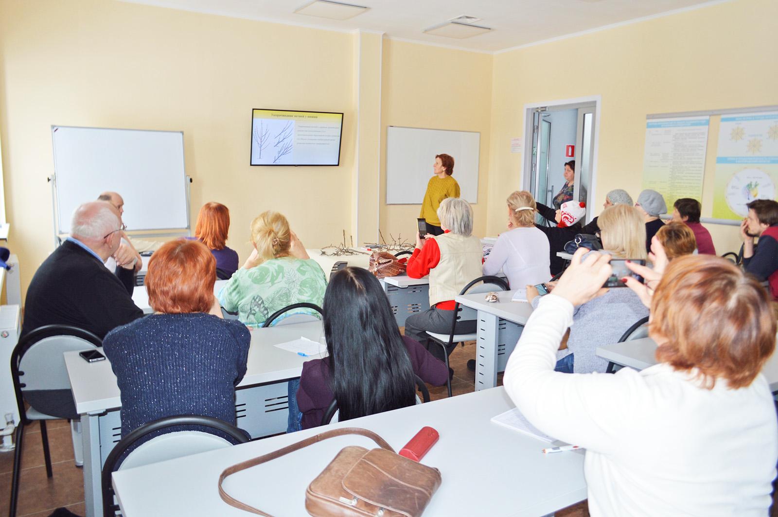 Однодневные школы-семинары для садоводов-любителей